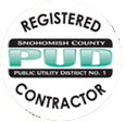 PUD Registered Contractor
